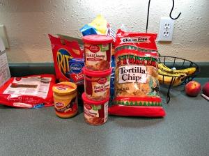 Junk Food Supplies