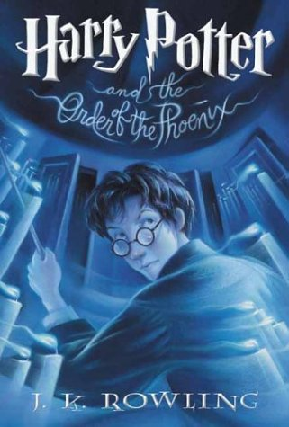 Harry Potter and the Oder of the Phoenix